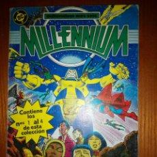 Cómics: MILLENNIUM EL SUEÑO. RETAPADO CON NUMEROS DEL 1 AL 4 .DC EDICIONES ZINCO. Lote 91036620
