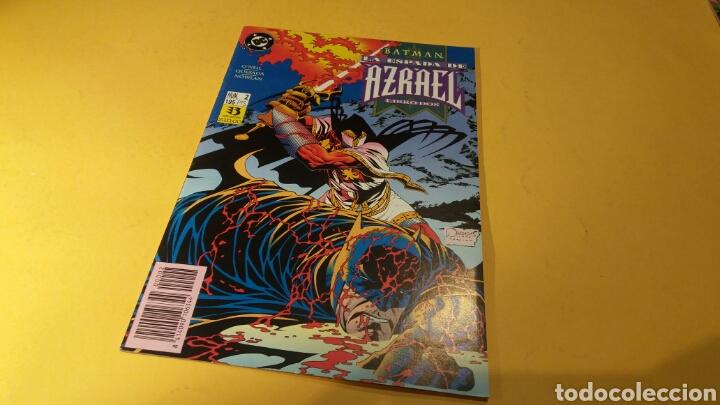 BATMAN LA ESPADA DE AZRAEL 2 EXCELENTE ESTADO DC (Tebeos y Comics - Zinco - Batman)