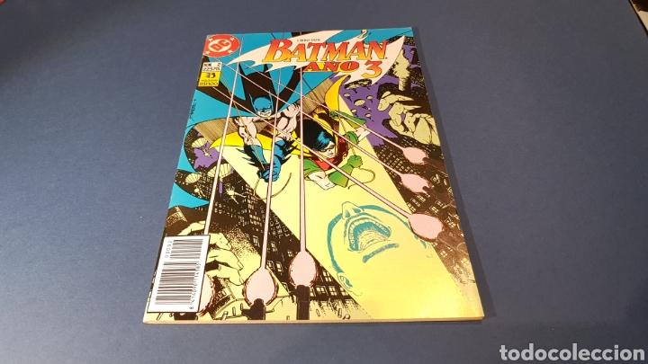 BATMAN 2 AÑO 3 EXCELENTE ESTADO DC (Tebeos y Comics - Zinco - Batman)