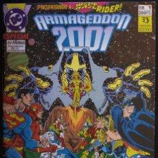 Cómics: ARMAGEDDON 2001 LOTE PACK DE 13 CÓMICS ESPECIALES EDITORIAL ZINCO. Lote 91891385