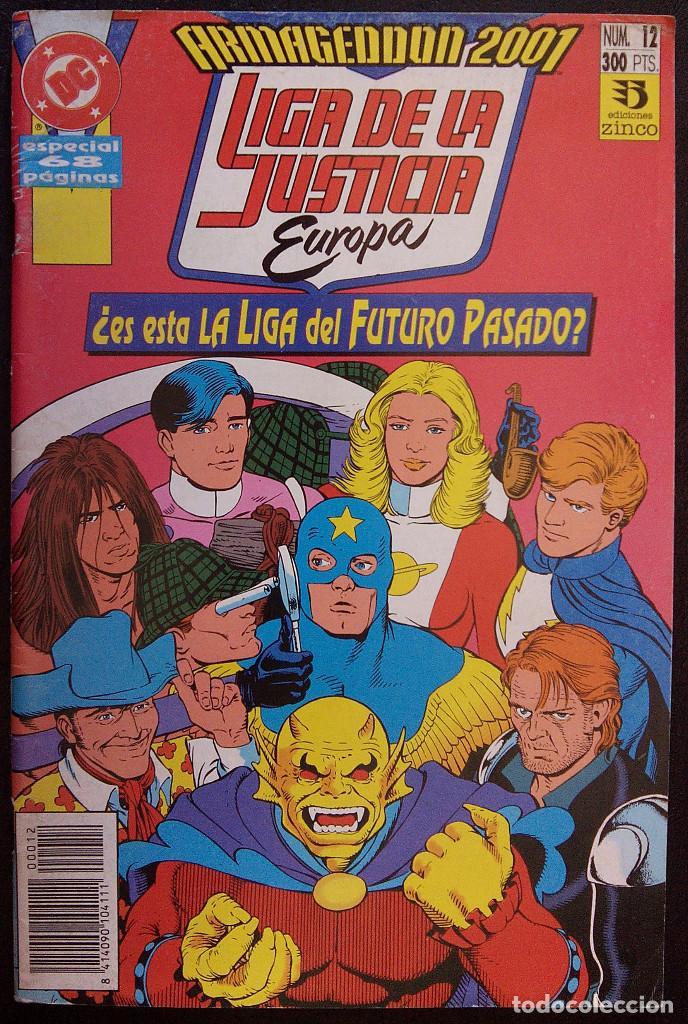 Cómics: ARMAGEDDON 2001 LOTE PACK DE 13 CÓMICS ESPECIALES EDITORIAL ZINCO - Foto 13 - 91891385