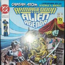 Cómics: ARMAGEDDON : THE ALIEN AGENDA LOTE PACK Nº 14 Y Nº 15 EDICIONES ZINCO. Lote 91900945