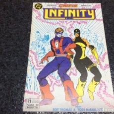 Cómics: INFINITY INC. Nº 18 DC - EDICIONES ZINCO. Lote 92024735