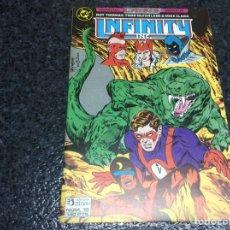 Cómics: INFINITY INC. Nº 19 DC - EDICIONES ZINCO. Lote 98362135