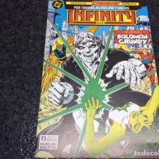 Cómics: INFINITY INC. Nº 20 DC - EDICIONES ZINCO. Lote 92025005