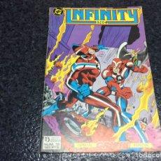 Comics: INFINITY INC. Nº 15 DC - EDICIONES ZINCO. Lote 92025015