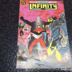 Cómics: INFINITY INC. Nº 16 DC - EDICIONES ZINCO. Lote 92025025
