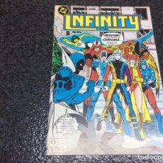 Cómics: INFINITY INC. Nº 11 DC - EDICIONES ZINCO. Lote 92025065