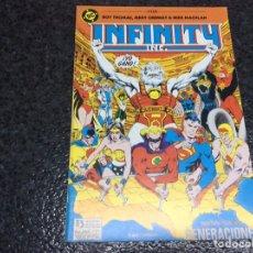Cómics: INFINITY INC. Nº 7 DC - EDICIONES ZINCO. Lote 92025080