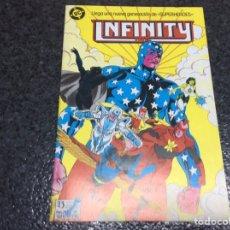 Cómics: INFINITY INC. Nº 3 DC - EDICIONES ZINCO. Lote 92025090