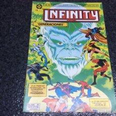 Cómics: INFINITY INC. Nº 2 DC - EDICIONES ZINCO. Lote 92030090