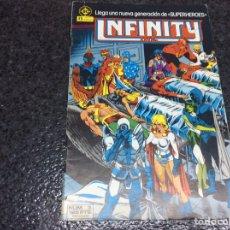 Cómics: INFINITY INC. Nº 3 DC - EDICIONES ZINCO. Lote 92030110