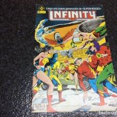 Cómics: INFINITY INC. Nº 4 DC - EDICIONES ZINCO. Lote 92030120