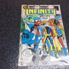 Cómics: INFINITY INC. Nº 11 DC - EDICIONES ZINCO. Lote 92030170