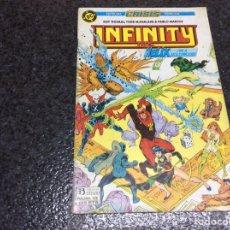 Cómics: INFINITY INC. Nº 13 DC - EDICIONES ZINCO. Lote 92030185