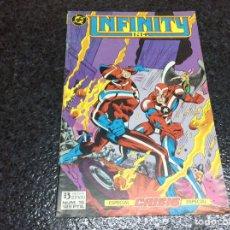 Cómics: INFINITY INC. Nº 15 DC - EDICIONES ZINCO. Lote 92030210