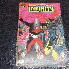 Cómics: INFINITY INC. Nº 16 DC - EDICIONES ZINCO. Lote 92030250