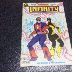 Cómics: INFINITY INC. Nº 18 DC - EDICIONES ZINCO. Lote 92030335