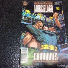 Cómics: BATMAN LEYENDAS DEL MURCIELAGO Nº 2. Lote 92054110