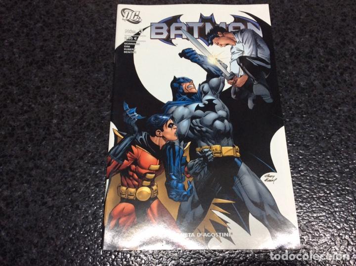 BATMAN VOLUMEN 2 Nº 3 - PLANETA DE AGOSTINI (Tebeos y Comics - Zinco - Batman)