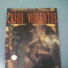 Cómics: CASOS VIOLENTOS - GAIMAN / MCKEAN. Lote 92069515