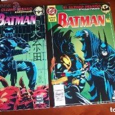Cómics: BATMAN EL ULTIMO DESAFIO . Lote 92101490