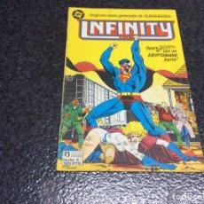 Cómics: INFINITY INC. Nº 5 DC - EDICIONES ZINCO. Lote 171028563