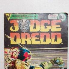 Cómics: JUDGE DREED N 6. Lote 92180135