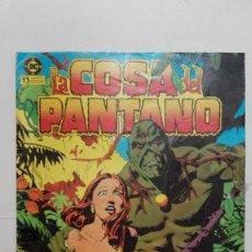 Cómics: LA COSA DEL PANTANO N.8 - DC (ZINCO) . Lote 92184845