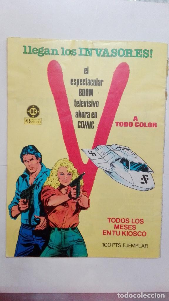 Cómics: OMEGA-MEN Nº 8. 1985. 34 PP. - Foto 2 - 92185590