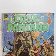 Cómics: LA COSA DEL PANTANO N 1. Lote 92190495