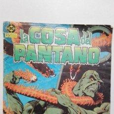 Cómics: COMIC - LA COSA DEL PANTANO N 6 - ZINCO . Lote 92200905