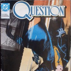 Cómics: QUESTION LOTE PACK DE 20 CÓMICS EL Nº 1 Y DEL Nº 6 AL Nº 36 EDICIONES ZINCO. Lote 92690375