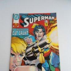 Cómics: SUPERMAN Nº 8 - LA VENGANZA DE CAT GRANT - EDICIONES ZINCO - 1994. Lote 92763030