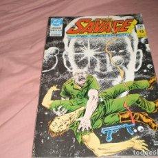 Cómics: DOC SAVAGE (SERIE COMPLETA DE 4 NÚMEROS, RETAPADO) O´NEIL KUBERT EDICIONES ZINCO. Lote 93204020