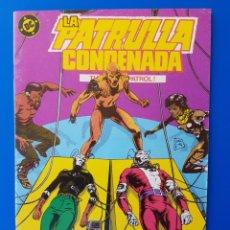 Cómics - LA PATRULLA CONDENADA N° 3 ZINCO DC DOOM PATROL - 93293435