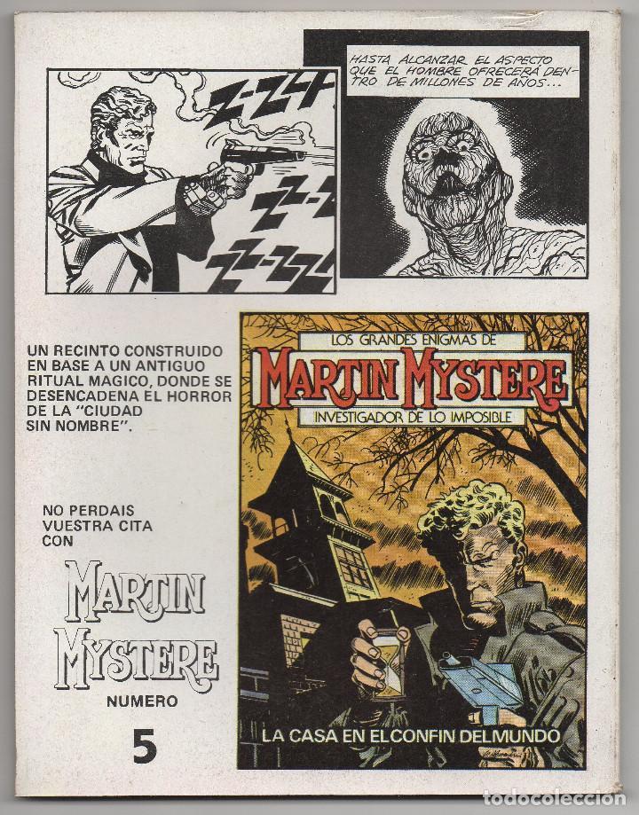 Cómics: MARTIN MYSTERE COMPLETA (Zinco 1982/84) 17 novelas en bastante buen estado. - Foto 9 - 93319095