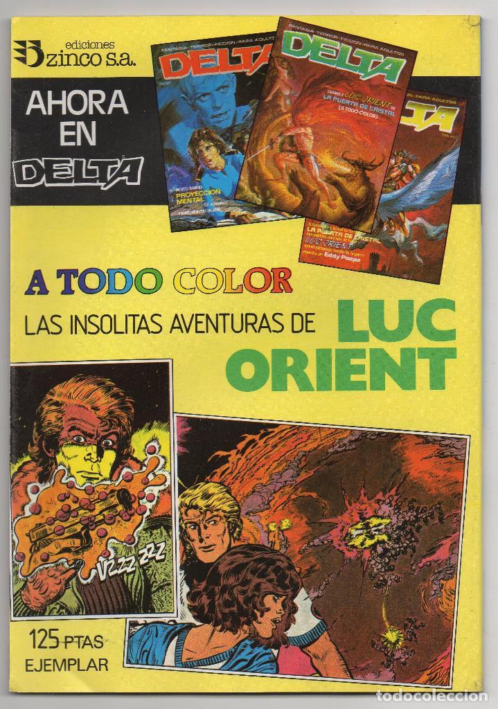 Cómics: MARTIN MYSTERE COMPLETA (Zinco 1982/84) 17 novelas en bastante buen estado. - Foto 25 - 93319095