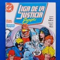 Cómics: LIGA DE LA JUSTICIA EUROPA N° 1 ZINCO DC. Lote 93405018