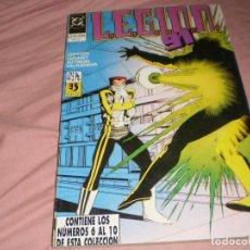 Comics: LEGION 91 (RETAPADO 6-10) GIFFEN GRANT KITSON EDICIONES ZINCO. Lote 93530210