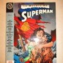 Cómics: LA MUERTE DE SUPERMAN-10º ANIVERSARIO-EDITORIAL VID. Lote 93559375