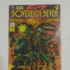 Cómics: SOVEREIGN SEVEN Nº 1. CHRIS CLAREMONT. DWAYNE TURNER. EDICIONES ZINCO. TDKC26. Lote 93986820