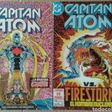 Cómics: LOTE CAPITÁN ATOM, NÚMEROS 1 Y 4. EDICIONES ZINCO, 1989. DE CARY BATES Y PAT BRODERICK.. Lote 94020778