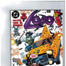 Cómics: LOBO : PACTO CON EL DIABLO. Lote 94064360