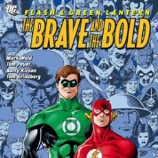 Cómics: FLASH & GREEN LANTERN - THE BRAVE AND THE BOLD TOMO OBRA COMPLETA EN ESPAÑOL - NUEVO. Lote 94136410