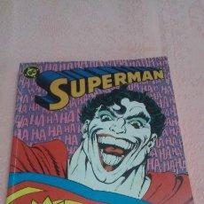 Cómics: RETAPADO SUPERMAN TOMO N.º 13 (COMPRENDE LOS N.º 21 AL 25) (ZINCO DC). BYRNE KESEL (BUEN ESTADO.). Lote 94156670