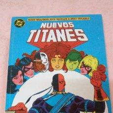 Cómics: NUEVOS TITANES NUMEROS 41 AL 44 RETAPADOS (EDICIONES ZINCO)AÑOS 80. Lote 96820672