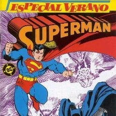 Cómics: SUPERMAN ESPECIAL VERANO NUM.2 ZINCO ARTHUR ADAMS Y JOHN BYRNE . Lote 94184175