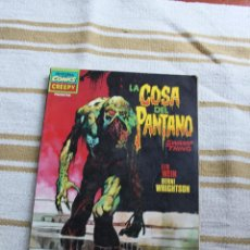 Cómics: LA COSA DEL PANTANO: TOUTAN EDITOR. Lote 94274545