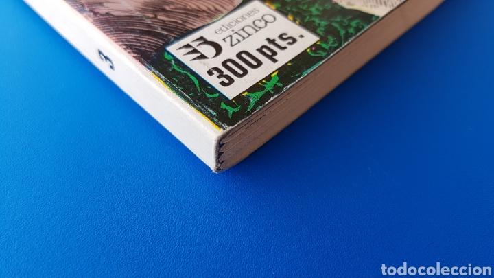 Cómics: LA COSA DEL PANTANO (SWAMP THING). MINISERIE DE 4 NÚMEROS. COMPLETA. RETAPADO. DC ZINCO - Foto 2 - 94377548